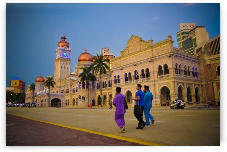 Kuala Lumpur by Jure Brkinjac