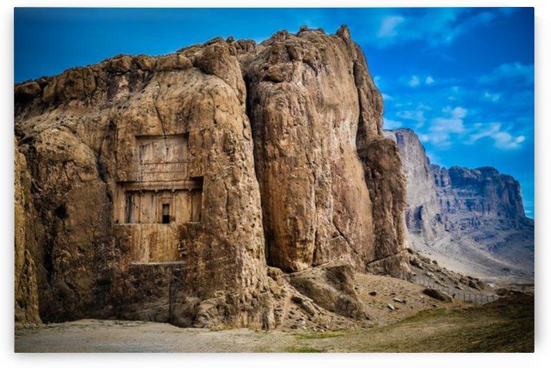 Naqsh-e Rustam, Persia by Jure Brkinjac