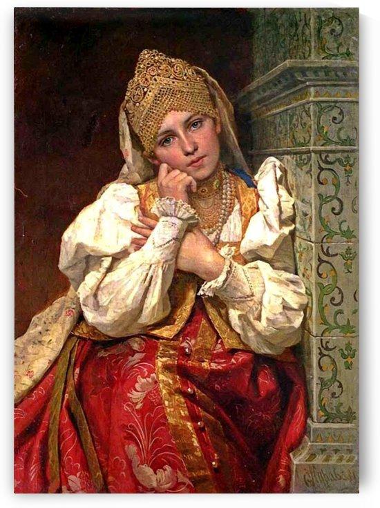 Boyaryshnya by Firs Zhuravlyov
