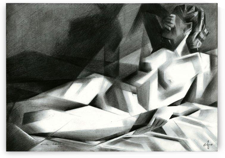Nude - 25-08-15 by Corné Akkers
