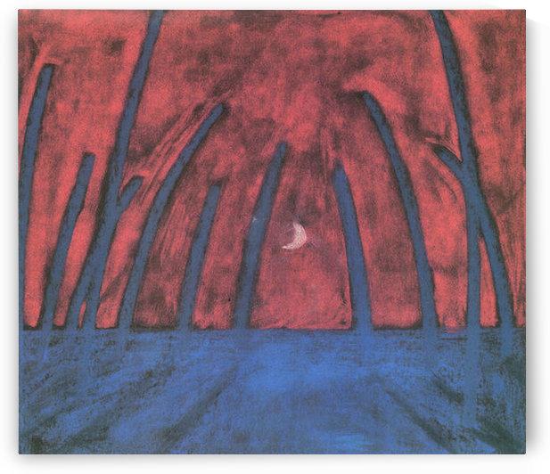 The dreaming boy III by Walter Gramatte by Walter Gramatte