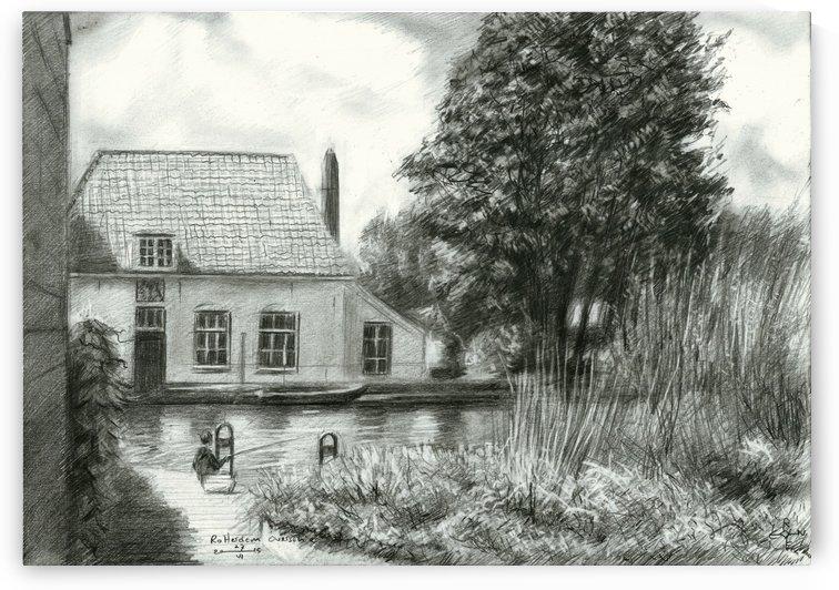 Rotterdam Overschie - 27-06-15 by Corné Akkers