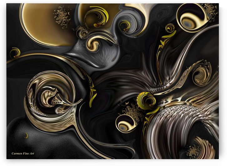 Act Including Instant Creation by Carmen Fine Art