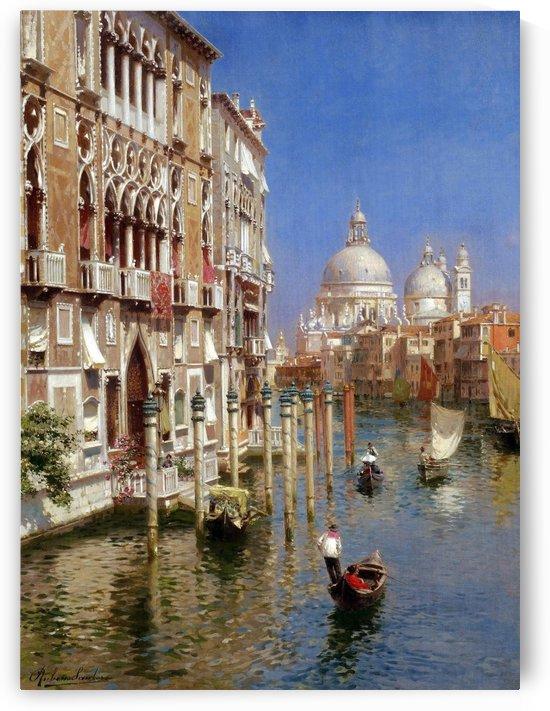 Grand Canal by Rubens Santoro