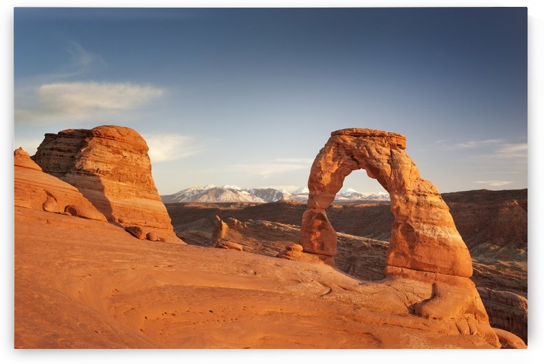 Arches National Park 1 by Christopher Dormoy