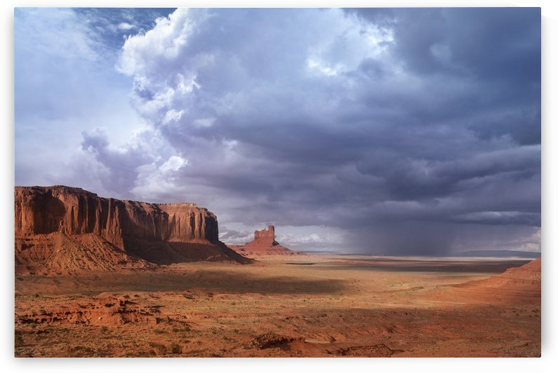 Monument valley 3 by Christopher Dormoy