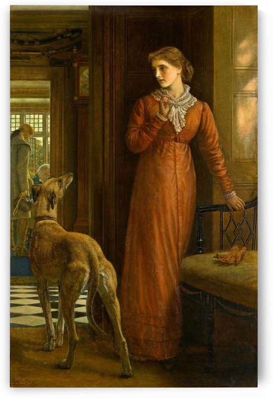 Uncertainty by Arthur Hughes