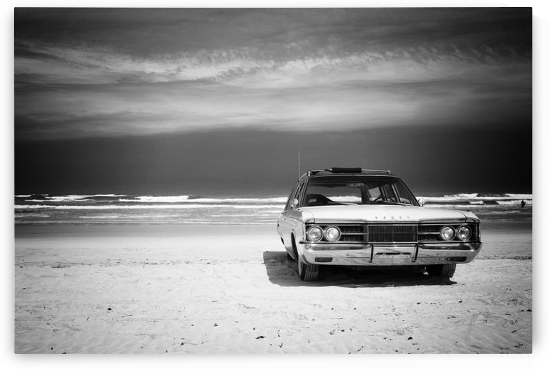 Daytona Beach 2 by Christopher Dormoy