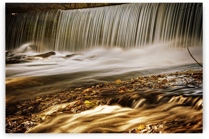 Waterfall by Christopher Dormoy