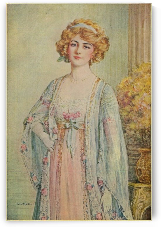 Lily Elsie as Sonia by Talbot Hughes