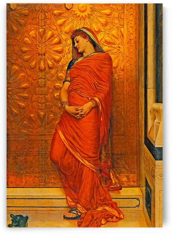 At the Golden Gate by Valentine Cameron Prinsep
