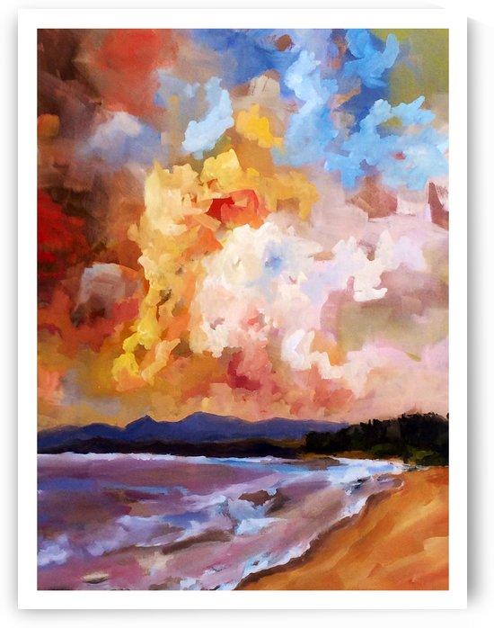Sunrise by Hal Sadler