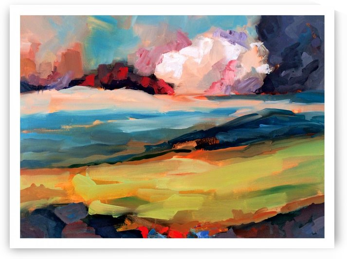 Dark Cloud by Hal Sadler