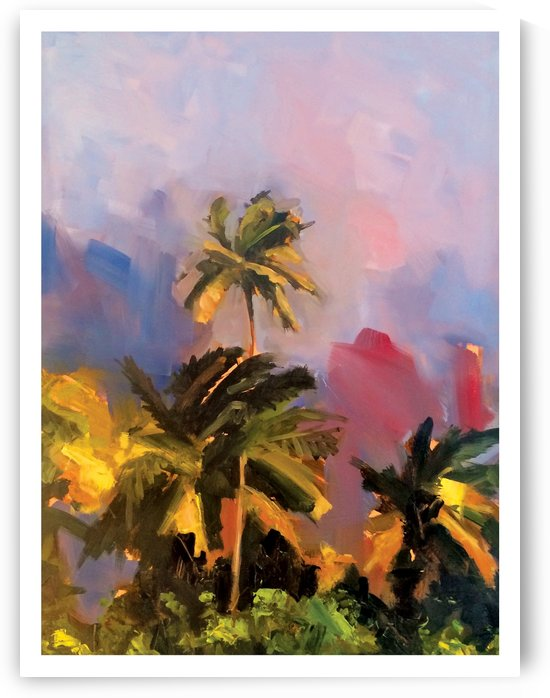 Palms by Hal Sadler