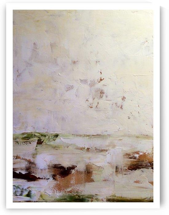 White Texture by Hal Sadler