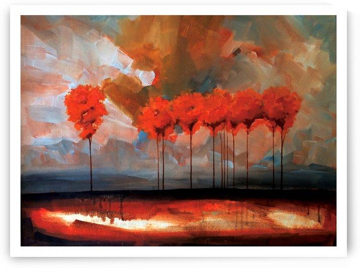 Tall Trees by Hal Sadler