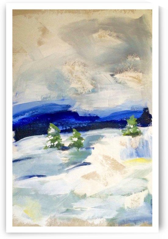 Snow by Hal Sadler