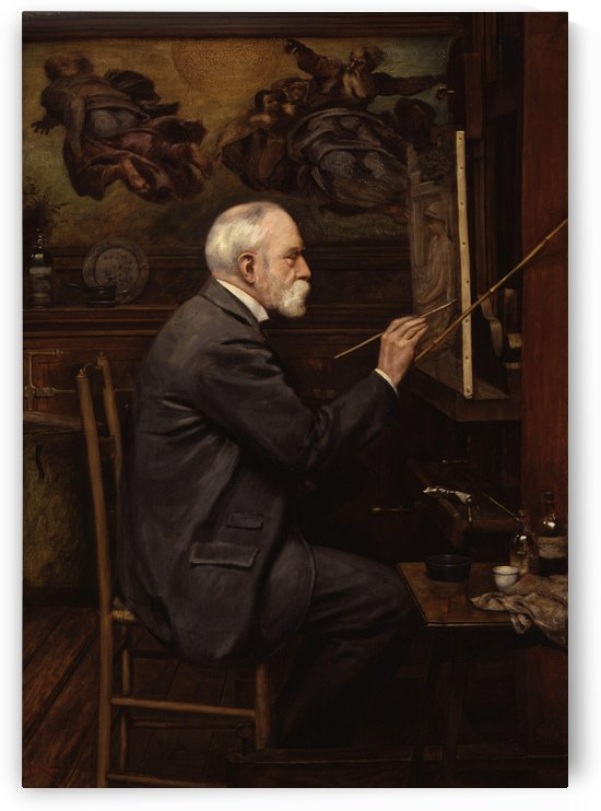 Sir Edward John Poynter, 1st Bt by Edward Poynter