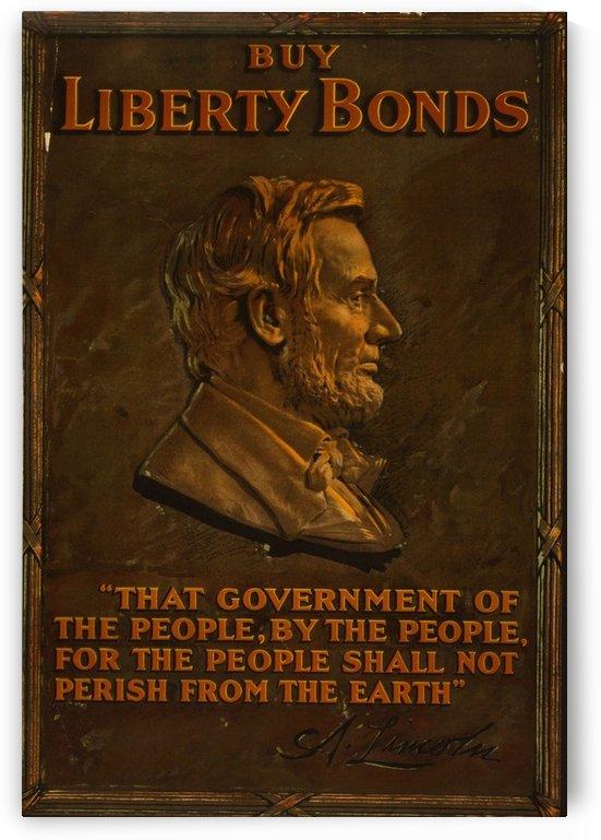 Liberty Bonds by VINTAGE POSTER