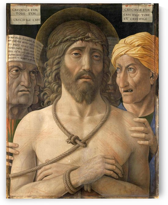 Ecce Homo by Andrea Mantegna