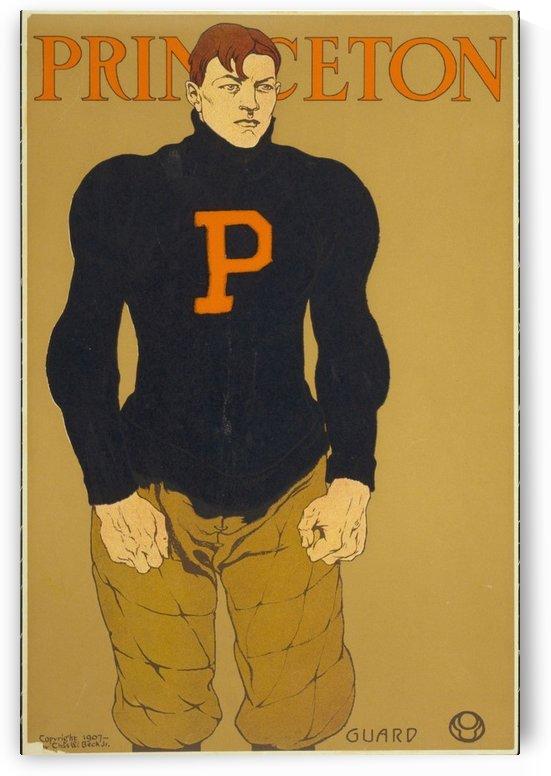 Princeton by VINTAGE POSTER