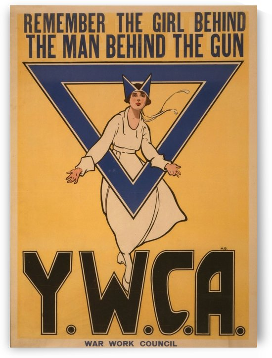 YWCA by VINTAGE POSTER