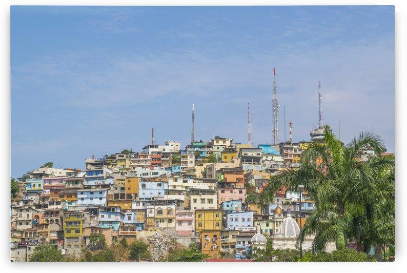 Cerro Santa Ana Guayaquil Ecuador by Daniel Ferreia Leites Ciccarino