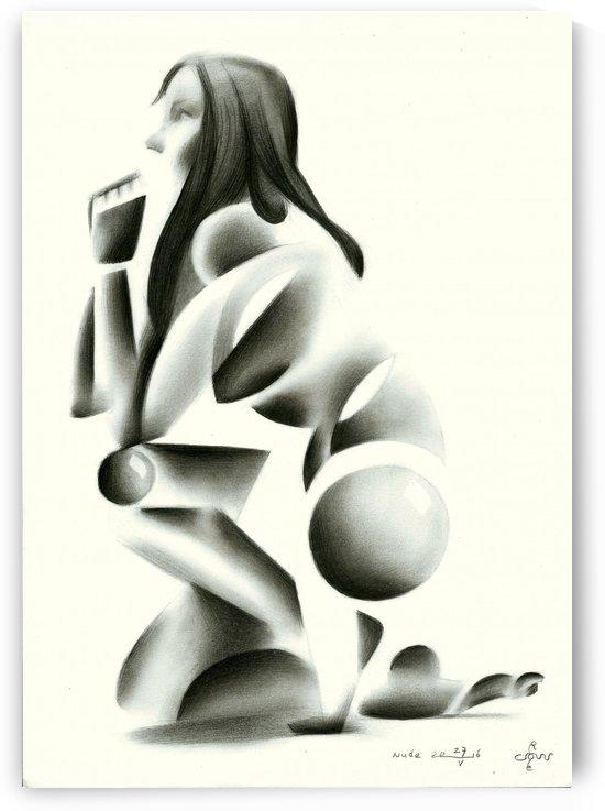 Nude - 27-05-16 by Corné Akkers