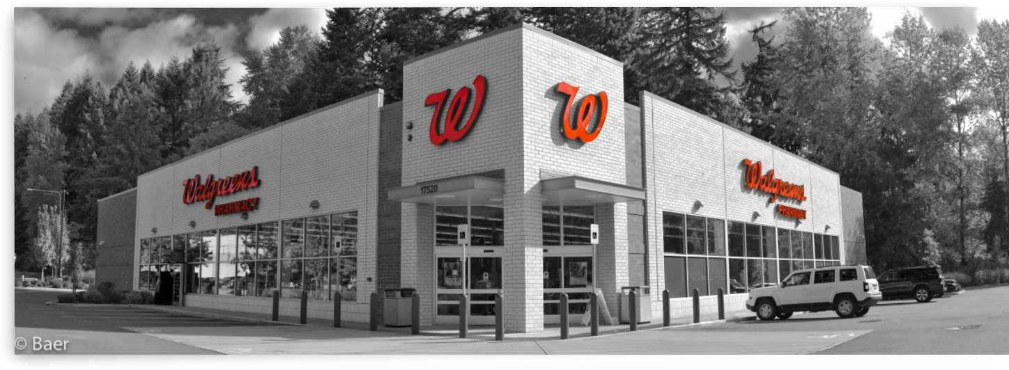Walgreens Panoramic by Steve