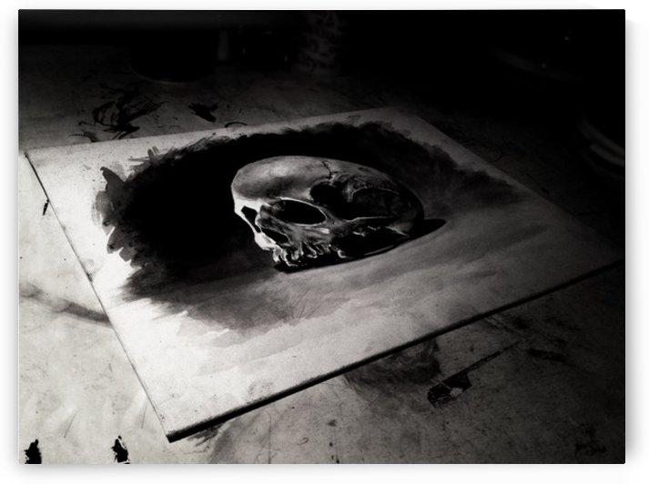Skull by Christian Klute