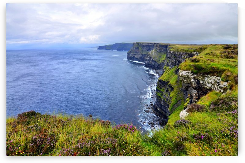 CLIFFS OF MOHER 1 by Jean-Jacques MASSOU