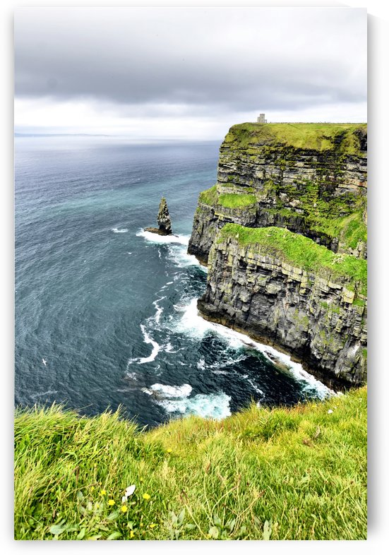 CLIFFS OF MOHER 2 by Jean-Jacques MASSOU