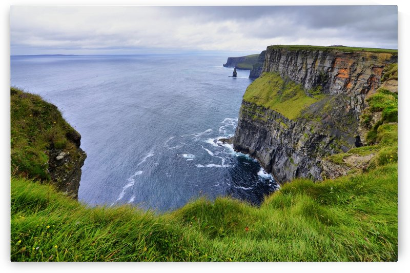 CLIFFS OF MOHER 3 by Jean-Jacques MASSOU