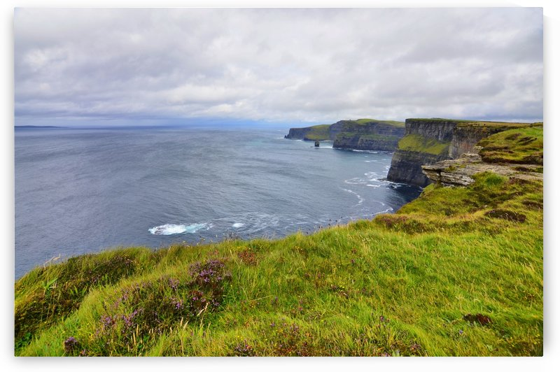 CLIFFS OF MOHER 4 by Jean-Jacques MASSOU