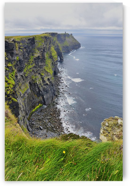 CLIFFS OF MOHER 5 by Jean-Jacques MASSOU