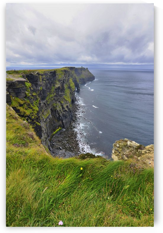 CLIFFS OF MOHER 6 by Jean-Jacques MASSOU