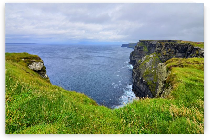 CLIFFS OF MOHER 7 by Jean-Jacques MASSOU