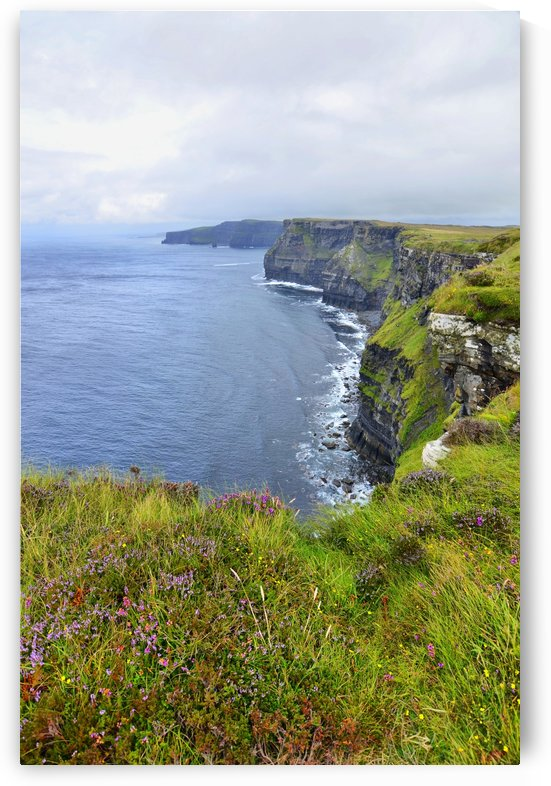 CLIFFS OF MOHER 9 by Jean-Jacques MASSOU