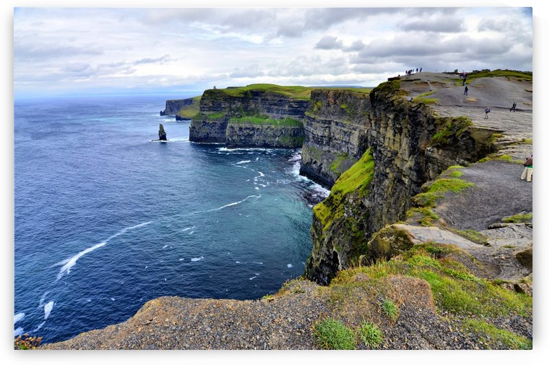 CLIFFS OF MOHER 14 by Jean-Jacques MASSOU
