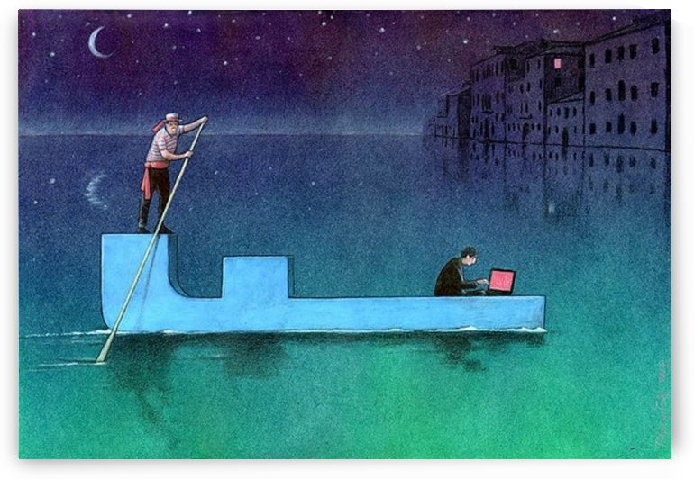 Love by Pawel Kuczynski