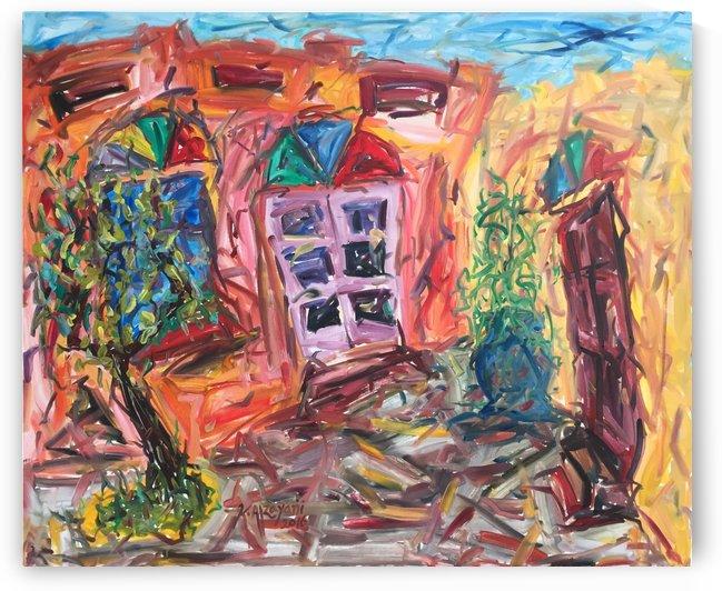 Her father house by Khalid Alzayani