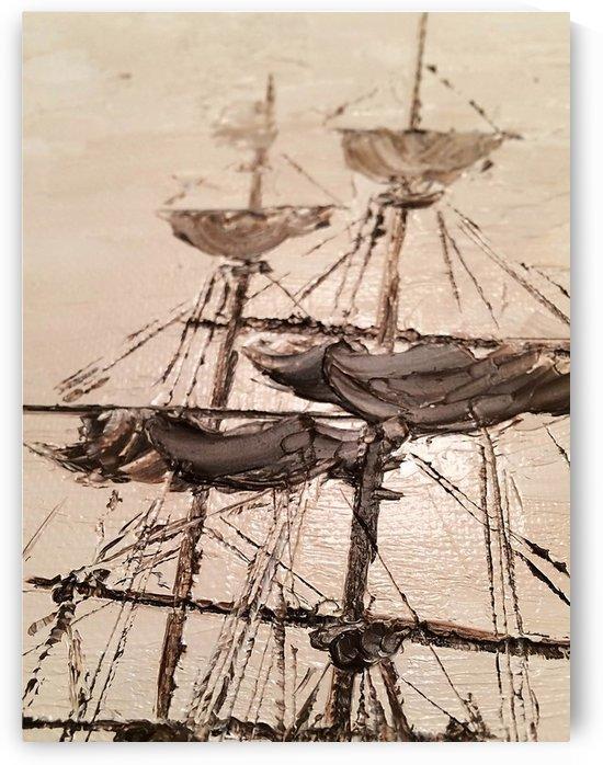 TaiPan Sail and Rope Detail by Adi