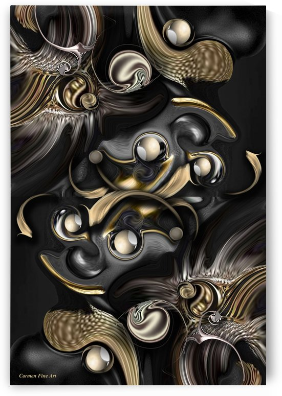 Volume with Formation by Carmen Fine Art