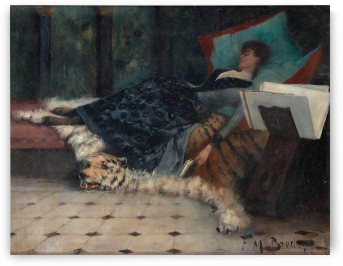 Thoughts after reading by Ferdinand Max Bredt