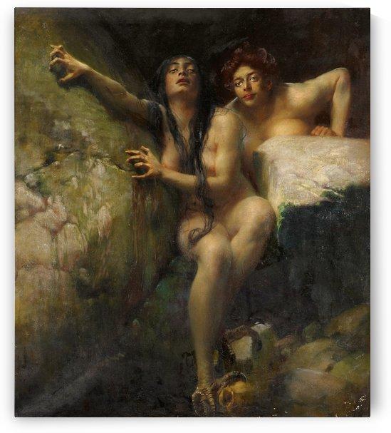 Sirenes by Ferdinand Max Bredt