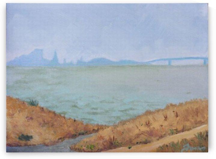 across the bay by Shera