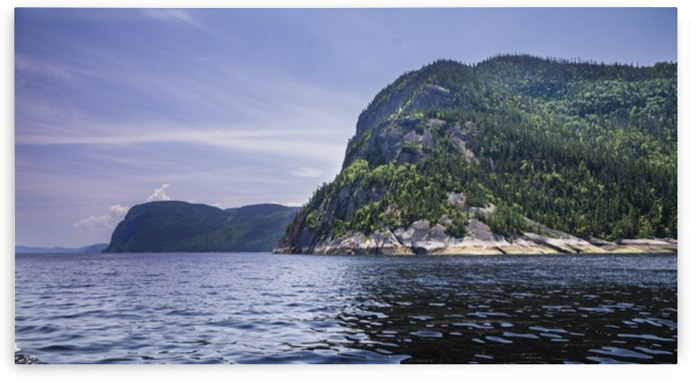Riviere Saguenay by Fabien Dormoy