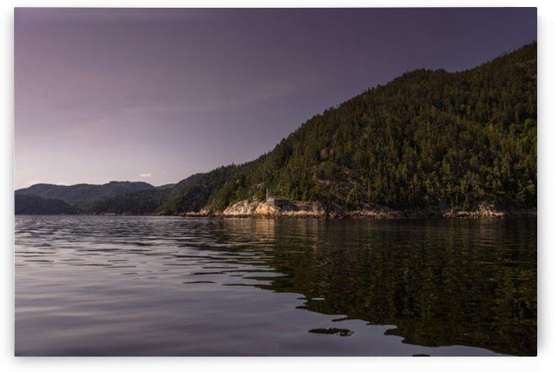 Saguenay Fjord by Fabien Dormoy