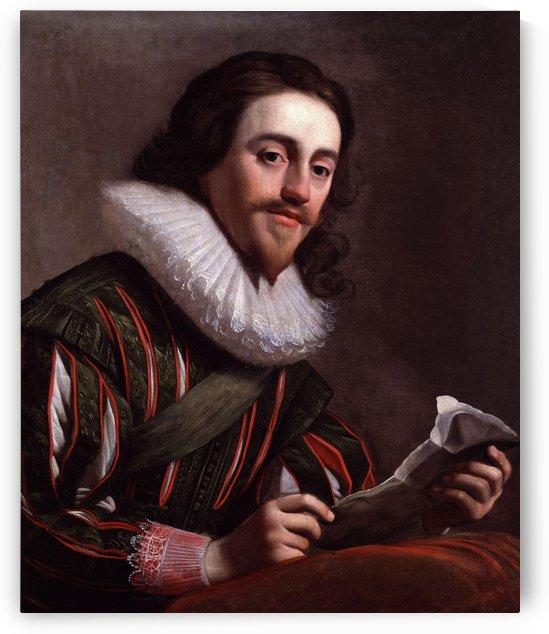 King Charles I by Gerard van Honthorst