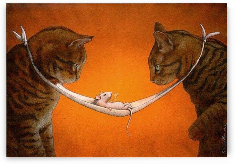 Armistice by Pawel Kuczynski
